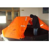Marine rescue inflatable boat with certificate of SOLAS 74/78 for 10 person Manufactures