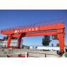 Easy Installation Overhead Crane Single Girder , Electric Single Girder Eot Crane for sale