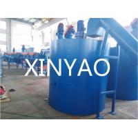 Plastic PET Bottle Recycling Machine Plant  Water cooling tank Double station Manufactures