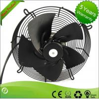 Sheet Steel EC Axial Fan Air Blower With External Rotor CE Approved Manufactures