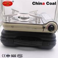 China 2016 hot sale Stainless steel portable mini butane gas stove ZB-1 for camping on sale