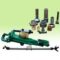 Mini pneumatic rock drill for road construction / pneumatic drill hammer 604 mm YO24 Manufactures