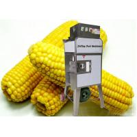 150KG Industrial Vegetable Processing Equipment Multifunctional Sweet Corn Thresher Manufactures