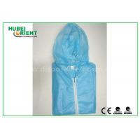 PP Medical Mens Insulated Coveralls / Custom Chemical Coverall Suit Eco - Friendly Manufactures