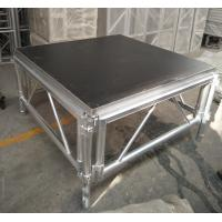 Outdoor Wooden and Aluminum Assembling Portable Stage Platforms for Wedding , Concert Manufactures