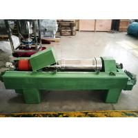 Capacity 5~18 M3/H Sludge Dewatering Centrifuge Double Frequency Conversion Control Manufactures
