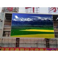 Quality P10 Full Color Led Outdoor Electronic Signs for Advertising Display for sale