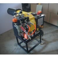 2.0 T Boiler Recycled Oil Burner 750 X 590 X 600 Mm Size Low Consumption Manufactures