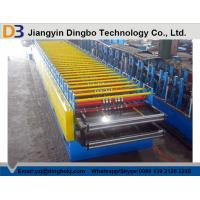 Arch Roof Panel Roll Forming Machine Hydraulic Bending Machine thickness 0.3-1.0 mm Manufactures