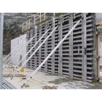 Steel adjustable construction concrete wall formwork to support shear wall Manufactures