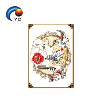 Daily Life Cute Cartoon Stylish Design Body Art Temporary Tattoo Sticker in Hot Sale Manufactures