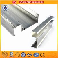 Machinable Anodized Aluminum Profiles , Oval Aluminium Tower Scaffold Manufactures