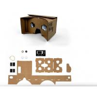 Google Cardboard CNC Cutting Equipment Small Production Making Machine Manufactures