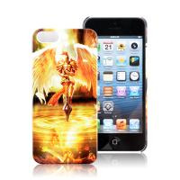 2014   LOL  Water Decal Mobile Phone Case  for iPhone 5S Manufactures