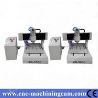 China mini metal cutting router bits ZK-3030(300*300*120mm) on sale
