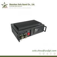 China Tactical wireless COFDM digital video data Ethernet transceiver on sale