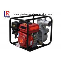 Quality 7HP Irrigation Water Pump 3 inch with Big Capacity , Long Life Compact Structure for sale