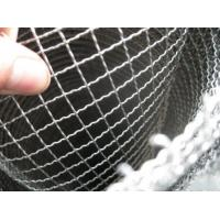 China Stainless steel Replacement crimped wire mesh vibrating sieve screen mesh for Decoration on sale