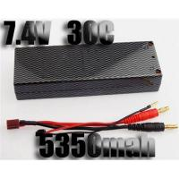 Manufacturer of RC car Battery,7.4V 30C 5350mah,RC Lipo Battery Manufactures
