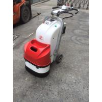 Dual Head Grinding Plate Electric Floor Grinder With Gear And Belt Driven Manufactures