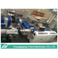 Professional Pvc Tube Making Machine , Hdpe Pipe Extruder Machine 0-32mm Diameter Manufactures