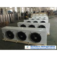 High Efficiency Room Cooling Unit Cold Storage Copper Tube Aluminum Fin Evaporator Manufactures