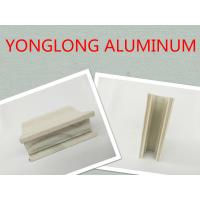 Wooden Grain Aluminum Window Profiles Strong Three Dimensional Effect Manufactures
