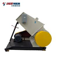 Waste Crushing Plastic Auxiliary Machine Environment Friendly Full Automatic Manufactures