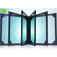 Customized Glass Vacuum Insulated , Thermal Insulated Tempered Glass