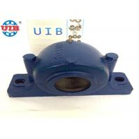 C45 SN511 Split Plummer Block Radial Bearing , Gray Cast Iron Low Friction Bearings Manufactures