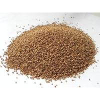 Fish feed Brown granules Raw Materials feed pellet with approved Manufactures