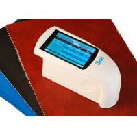 Non Destructive Professional Gloss Meters Portable Variable Angle 0.1GU Division Value Manufactures