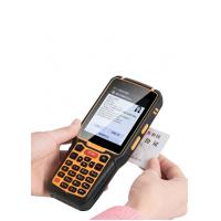 Quality RFID R310 Android PDA 1D 2D Mobile Terminal Rugged PDA Logistics Bar Code Scanner for sale