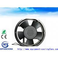 China 172mm Round 220V - 240V AC Brushless Industrial Extractor Fan For Machinery on sale