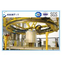 Buy cheap Nonwoven Industry Fabric Roll Packing Machine High Speed from wholesalers