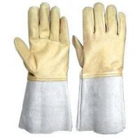 Goat Skin Leather Welding Glove Manufactures