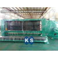Double Twisted Gabion Mesh Machine 80 X 100mm Woven Wire Mesh Machine Manufactures