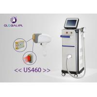 China Salon 808 Laser Hair Removal Device 1 - 10Hz Pulse Frequency With Touch LCD Screen on sale