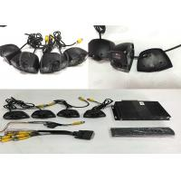 Quality 360 Around View Monitor System / Car Surround Camera System 3D Rotation for for sale