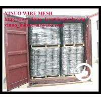 China Hot Dipped Galvanized Barbed Wire on sale