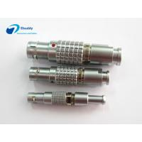 Waterproof Female Plug 7 Pin Circular Connector For Leica Measurement Equipment Manufactures