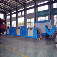 High Strength Industrial Steel Cable Spool / High Speed Wire Taking Up Machine 1.8-4.5mm Manufactures