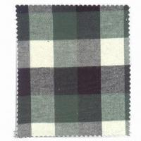 100% cotton yarn-dyed flannel, 135gsm Manufactures