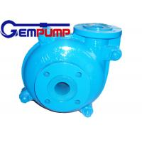 1.5/1B-AH Heavy duty slurry pumps for Mill discharge / Coal Washing Manufactures