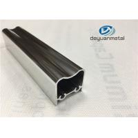 Temper T4 T5 T6 Aluminium Extrusion Profiles Shower Room Track For Decorations Manufactures