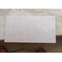 Pearl White Granite Stone Tiles Slabs For Living Room Decoration 2.8kg/Cm3 Density Manufactures