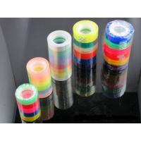 Single Side Stationery Office BOPP Tape Adhesive Tapes Manufactures