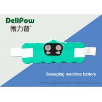 Sweeping Machine NIMH Rechargeable Battery Pack With Customized Capacity Manufactures
