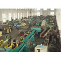 LG325 Cold Pilger Mill for Making Stainless Steel Pipes / Non - ferrous Metal pipes Manufactures