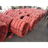 Stress - Relieved Galvanized Stay Wire As Per BS 183 Grade 600-Grade 1300 Manufactures